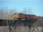 BNSF 5466 South